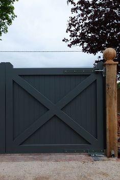 f4f746101b5b40 5 Wonderful Useful Ideas  Steel Fence Entrance temporary fence spaces.Metal  Fence Door modern