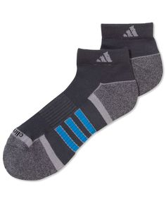 adidas Men's Low-Cut Climalite Ii Socks 2-Pack Mens Sports Socks, Sport Socks, Adidas Socks, Adidas Men, Boy Outfits, Summer Outfits, Men Clothes, Types Of Shoes, Beautiful Men