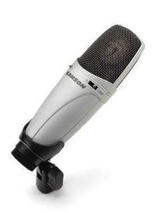 Samson - SAMSON SACL8 - Multi Pattern Studio Kondenser Mikrofon