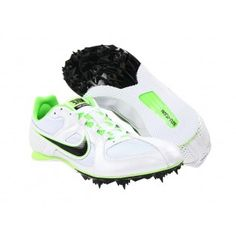 Nike Zoom Rival MD 6 White Black