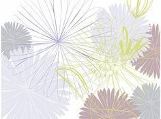 Sommerblüten, #wallpaper #design #christianeElle