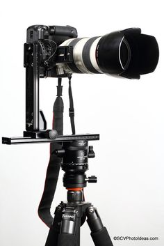 Creative idea of a heavy duty multi row Panorama head with indexing panoramic rotators, to handle extra torque generated by heavy telephoto lenses or medium format cameras. Medium Format Camera, Creative Review, The Row, Cameras, Lenses, Handle, Kit, Youtube, Design