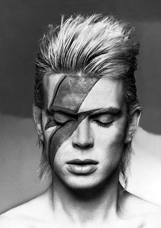 Billy Idol as David Bowie. Could there be anything better than this?