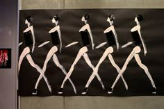 Instagram Sensation Donald Robertson on His Inside-Joke Illustrations of the Fashion World's Biggest Stars | Vanity Fair