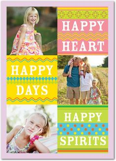 Pretty Happy - Easter Cards in Lilac | Magnolia Press