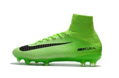 finest selection c3001 b5282 Nike Mercurial Superfly V AG Pro Soccer Cleat - Electric Green Black Ghost  Green White