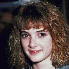 Winoa Ryder 1986 blonde