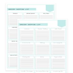 Daily Planner Sheet Printable - organize your life on one sheet ...