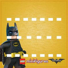 LEGO Minifigures 71017 Serie THE LEGO BATMAN MOVIE - Batman - Display Frame Background 230mm - Clicca sull'immagine per scaricarla gratuitamente!