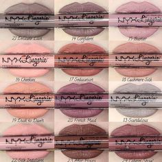 Love these lippies
