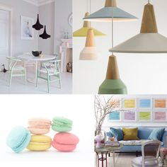 Modern Pastels Just Decorate Blog!