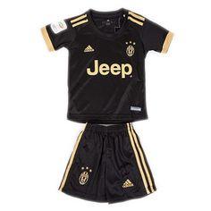 Maglia Juventus Bambino Terza 2015-2016 Jeep, Rompers, Dresses, Fashion, Vestidos, Moda, Fashion Styles, Romper Clothing, Jeeps
