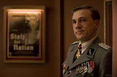 Nominated for Best Supporting Actor ~ Christoph Waltz ~Inglourious Basterds