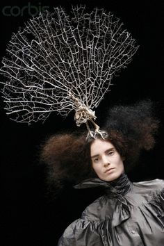 "France - ""Alexander McQueen"" Fall/Winter 2008-2009 Collection - Paris Fashion Week"