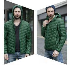 Pánská zimní lehká prošívaná bunda zelená – Velikost L Na tento produkt se vztahuje nejen zajímavá sleva, ale také poštovné zdarma! Využij této výhodné nabídky a ušetři na poštovném, stejně jako to udělalo již velké … Men's Jackets, Winter Jackets, Fashion, Winter Coats, Moda, Fashion Styles, Fashion Illustrations