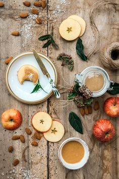 Almondbutter comme soie foodphotography & foodstyling healthy is beauti Food Photography Styling, Food Styling, Crockpot, Pasta, Food Concept, Almond Butter, Smoothies, Healthy Recipes, Snacks