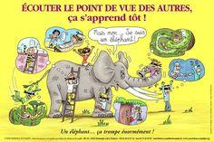 l'empathie et l'éducation Teaching Empathy, Education Positive, Language And Literature, French Language, Comics, Deceit, Kid, French People, French