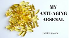MY ANTI-AGING ARSENAL PART 1 :: SECRETS TO SKIN AND BODY HEALTH!