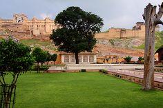 Dil Aram Bagh - Amber Palace Jaipur, Rajasthan | Flickr - Photo Sharing!