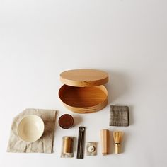 // Traveling tea box by Masanobu Ando