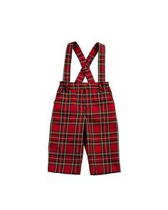 fb947fbcd35 Tartan Trousers w  Suspenders. SuspendersTartanFlorenceTrousersBaby  BoyFansLittle Girl ClothingPantsStewart Tartan · ADRIAN EASTFlorence Eiseman