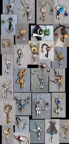 Here be Keys by *Drayok on deviantART