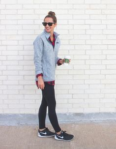 Cozy Activewear for Fall // LivvyLand