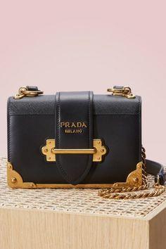 b2ab77806e Prada Mini cahier bag A Prada Fall-Winter 2017 collection exclusive this  Mini Cahier Bag