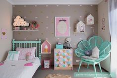 #cameretta per bambina  little girl room