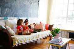 A Beautiful Mess {living room tour} » ashleyannphotography.com