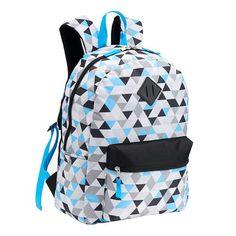 Kids Geometric Triangles Backpack