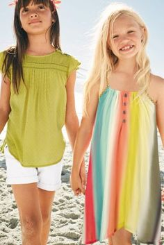 Buy Ruffle Sleeve Blouse (3-16yrs) online today at Next: United States of America