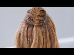 Unicorn Braid | ghd Hairstyle How-To - YouTube