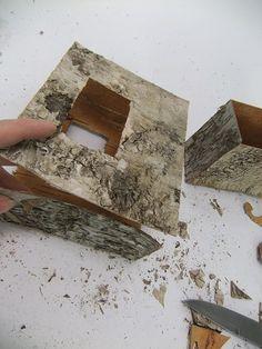 Bark gift box tutorial