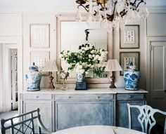 The Decorista-Domestic Bliss: office space of the day... fit for a hip chick