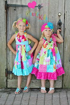 Claire's Patchwork Pillowcase Dress PDF Pattern size 18 months to size 6 Patchwork Patterns, Pdf Sewing Patterns, Skirt Patterns, Patchwork Dress, Blouse Patterns, Cute Outfits For Kids, Toddler Outfits, Pillowcase Dress Pattern, Pillowcase Dresses
