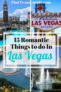 15 Romantic Things to do in Las Vegas for Couples - That Texas Couple Usa Travel Guide, Travel Usa, Travel Guides, Globe Travel, Travel Tips, Visit Las Vegas, Las Vegas Hotels, Las Vegas Grand Canyon, Romantic Things To Do