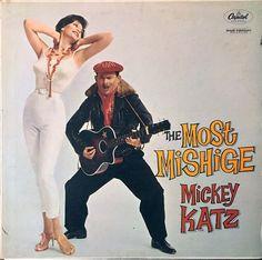 Mickey Katz - The Most Mishige (Capitol; 1959)  #records #vinyl #albums #LP