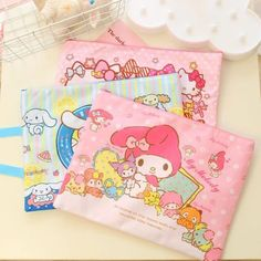 325f57641e5 1 Pcs Kawaii Hello Kitty My Melody Twin Stars Dog File Bag Document Bag  File Folder Stationery Filing Production School Supply-in File Folder from  Office ...