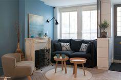 Maison au design scandinave, Saint-Germain-en-Laye, CHRISTIANSEN DESIGN - décorateur d'intérieur