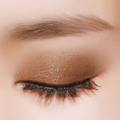 Love this soft brown eyeshadow