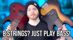 8 Strings....Why Don't You Just Play Bass?   Pete Cottrell