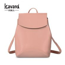 82476074fbde Brand Name Kavard Item Type Backpacks Interior Interior Compartment Style  Fashion Lining Material Synthetic Leather Gender Women Closure Type Zipper  ...