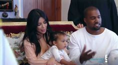 Keeping Up With Kimye — North's Baptism in Jerusalem - KUWTK