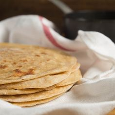 Parathas for kebabs