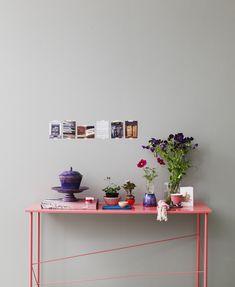 Cool pink. | Decorar tu casa es facilisimo.com