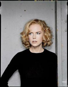 Nicole Kidman by Dan Winters | #kidman #photography #portrait #film