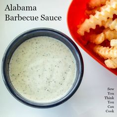 alabama bbq sauce from sew you think you can cook for #SundaySupper