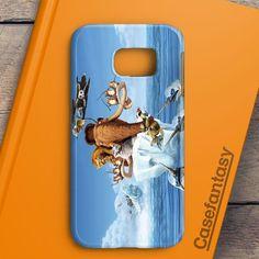 I'M The One Who Knocks Poster Samsung Galaxy S7 Edge Case | casefantasy