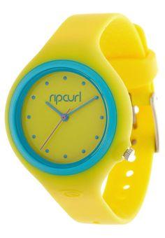 half off c7641 b85e7 Montre Rip Curl  Zalando ♥ Néon Aurora Watch, Rip Curl, Purple